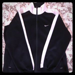 Nike men's zip up jacket
